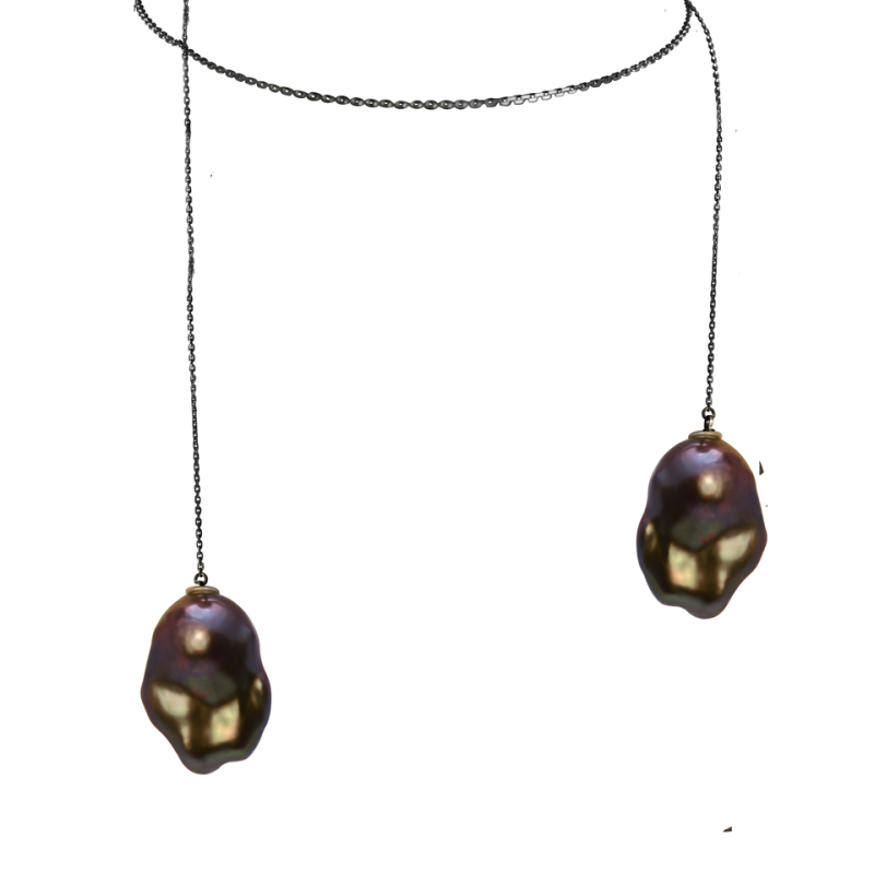 Чокер со сменными подвесками украшения Dzhanelli Jewellery House